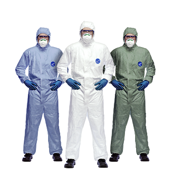 Disposable Clothing & Work Wear