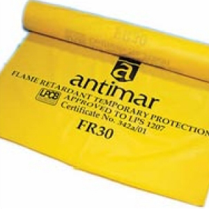 Antimar Fire Retardant Sheeting (LPS1207) FR30