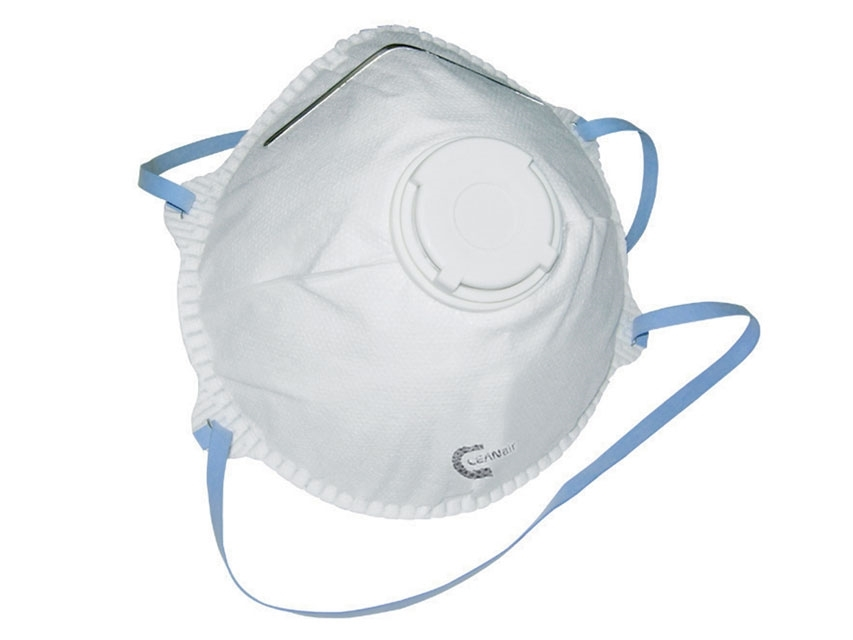 Face Mask Respirator FFP2 P2 VALVED (Box of 5) MIXED BRANDS